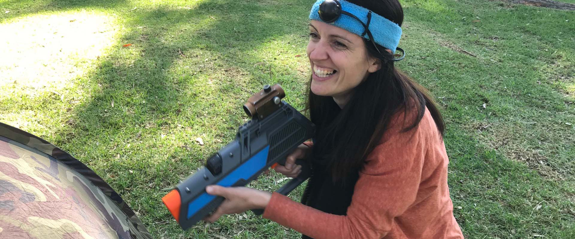 staff bonding team building community events that will be remembered with mobile laser quest laser tag skirmish